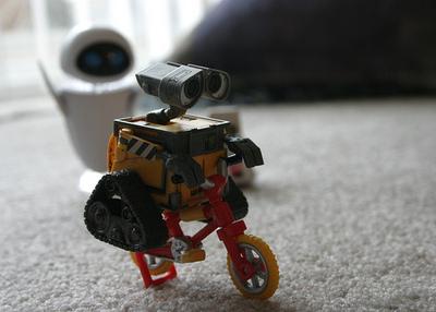 El viaje de Wall-e