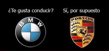 BMW & Porche