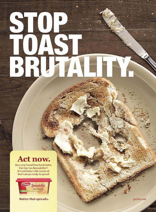 Alto a la brutalidad contra las tostadas